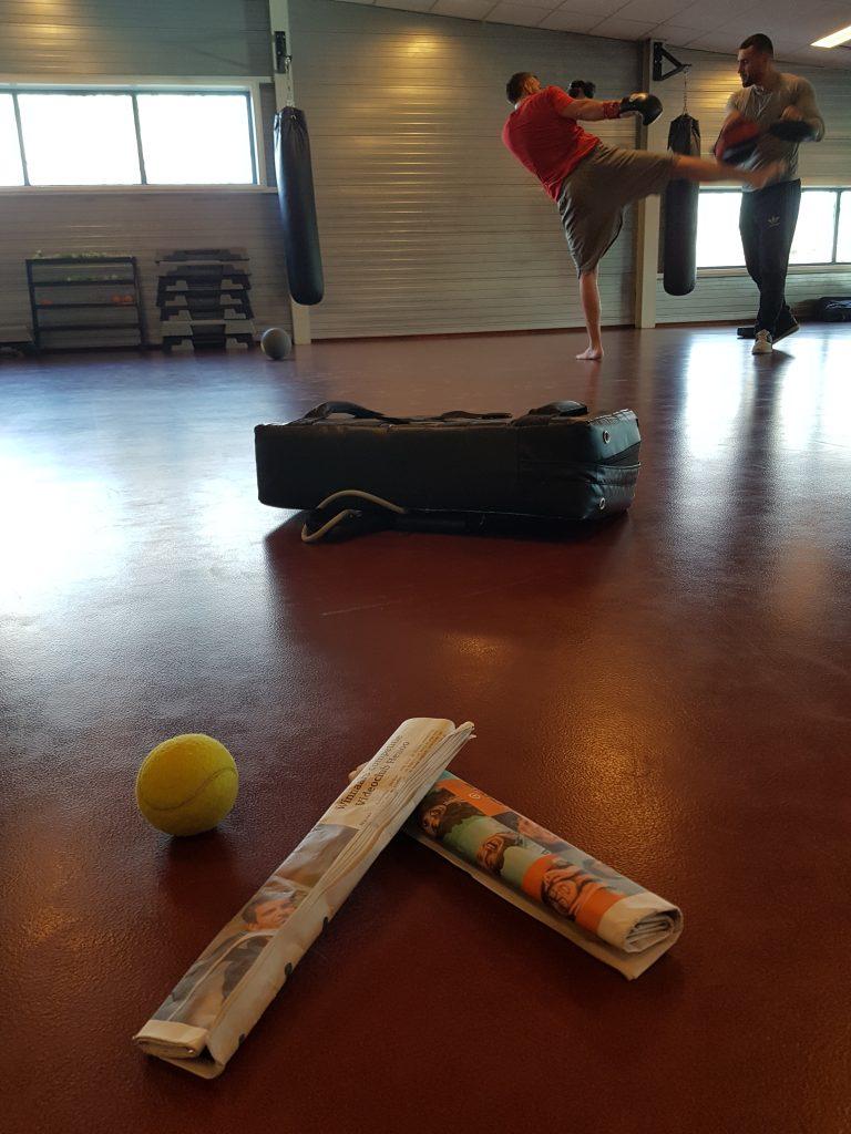 personal training heiloo kickoksen boksen KASMI TRAINING